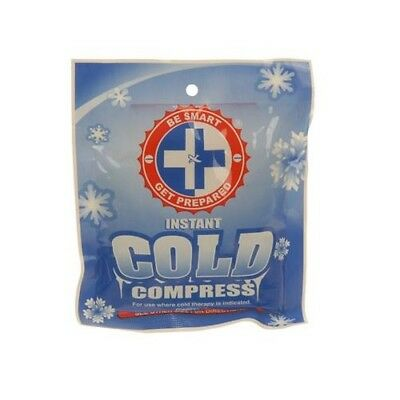 """Instant Cold Compress Ice Packs 5"""" x 6"""" (Pack of 24)"""