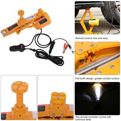Electric Jack and Impact Wrench 3T Electric Jack And Car Electric Wrench