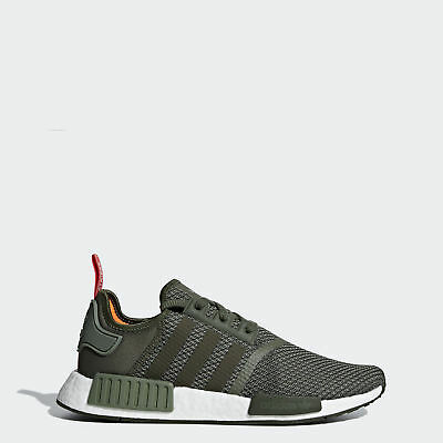 689b3eea2 UNDER RETAIL ADIDAS NMD R1 BLACK WOOL TAN KHAKI CHAMPS EXCLUSIVE ...