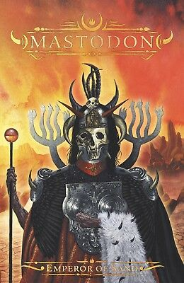 "Mastodon - ""empire Of Sand"" - Large Size Textile Poster/flag - Official"