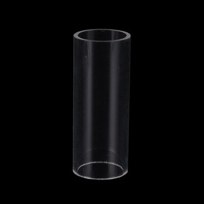 1pc clear Guitar Slide Length 60mm Diameter 18mm Guitar Accessories 、New