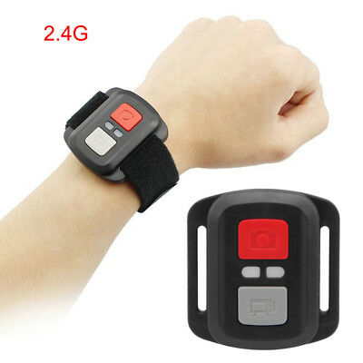 2.4G Remote Control with Band For Waterproof Sports Action Camera Accessories