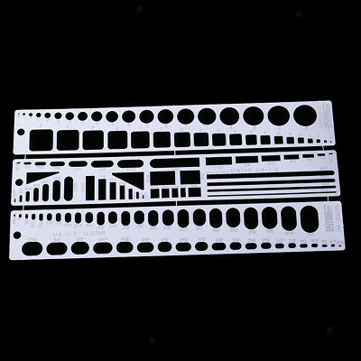 Durbale Craft Tool Scribing Panel Rivet Model Template Engrave Forming Block