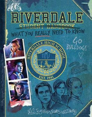 Riverdale High Student Handbook by Jenne Simon Paperback Book Free Shipping!