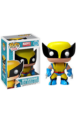 POP Marvel - X-Men Wolverine