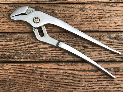 """Snap On Tools 90A 9"""" Adjustable Slip Joint Pliers USA Made Channel Lock (1/3)"""