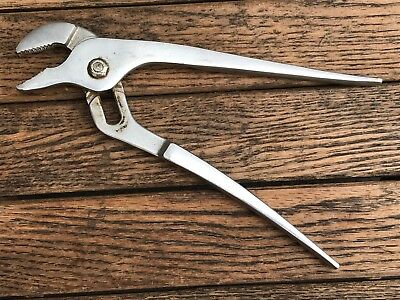 """Snap On Tools 90A 9"""" Adjustable Slip Joint Pliers USA Made Channel Lock (2/3)"""