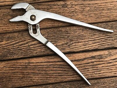 """Snap On Tools 90A 9"""" Adjustable Slip Joint Pliers USA Made Channel Lock (3/3)"""