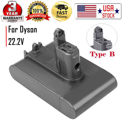 22.2V Li-ion Vacuum 917083-01 Battery For Dyson DC31 DC34 DC35 Animal Exclusive
