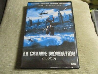 "DVD ""LA GRANDE INONDATION (FLOOD)"" Robert CARLYLE, David SUCHET"