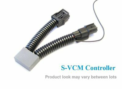 S-VCM Controller - a better alternative to VCM Muzzler, VCMtuner VCMuzzler Honda