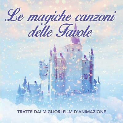 Le Magiche Canzoni Delle Favole (1 CD Audio) - Various Artists