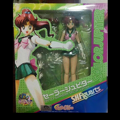 Anime Pretty Guardian Sailor Jupiter Figuart Kino Makoto Action Figure Figma Toy