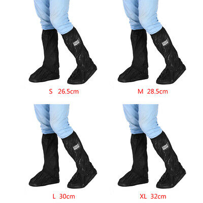 Waterproof Scooter Motorcycle Shoes Cover Footwear Rainstorm Rainy Day Rain Suit