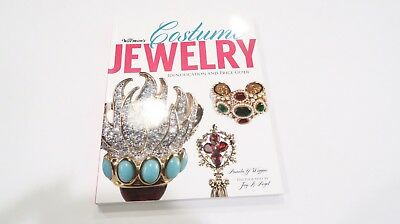Warman's Costume Jewelry Identification and Price Guide by Pamela y.Wiggins NEW