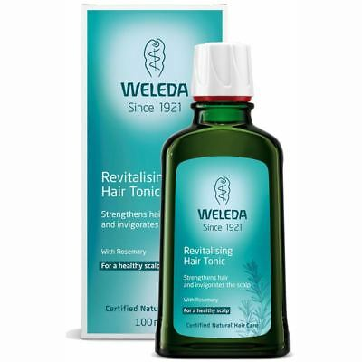 Weleda Revitalizing Hair Tonic 100ml (7 Pack)