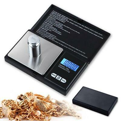 Mini Electronic Pocket Digital Gold Jewellery Weighing Scales 0.01G to 200 Grams