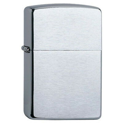 "ZIPPO "" Classic "" 60000804 Chrome Brushed  