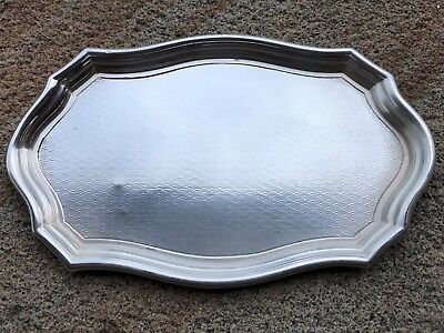 Sterling Silver Pin Tray - Goldsmiths & Silversmiths - London - 1925.