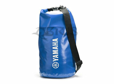 Genuine Yamaha 18 Blue 30L Dry Bag ATV QUAD MOTORCROSS ACCESSORIES JETSKI