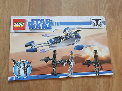 Lego 8015 Instructions Gallery Instructions Examples In English