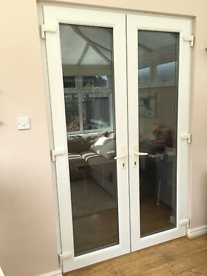 Upvc French Doors Patio Doors Excellent Condition 19100
