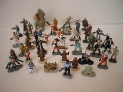 Star Wars micro machines - character figures 2 of 2