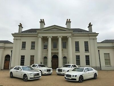 Wedding Car Hire / Prom Hire / Phantom For Hire / Ghost For Hire- London /essex