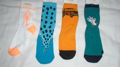 NEW Lot of Boys Gymboree Socks Size S (shoe size 11-12) 2017 Line MSRP $27 NWT