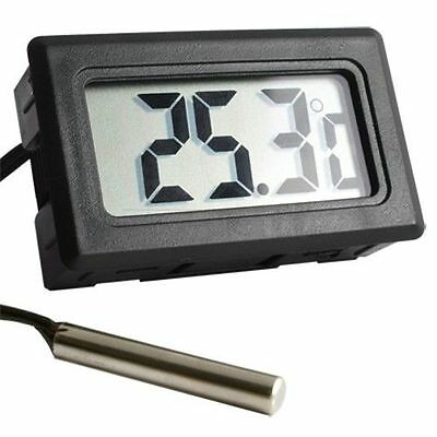 Fish Tank  Lcd Digital Thermometer £2.29 Free P&p 24Hr Dispatch Uk Seller.