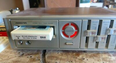 Vintage 70's Soundesign Stereo 8 Track Player Model #4126 tested and working