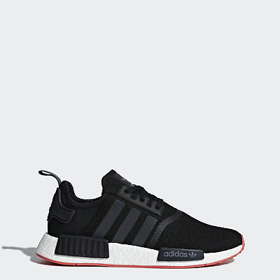 3d0be18b6 UNDER RETAIL ADIDAS NMD R1 BLACK WOOL TAN KHAKI CHAMPS EXCLUSIVE Men s Size  13.