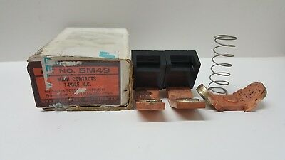 5M49 WARD LEONARD replacement / Repco 9134CY Contact Set