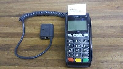 INGENICO ICT220 11T2371A Credit Card Terminal with Chip Reader
