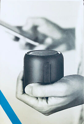 Anker SoundCore mini Bluetooth Speakers 5W with 15-Hour Playtime AK-A3101111