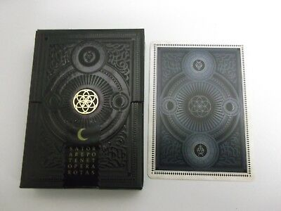 "SUPERB PACK ""Bicycle Type - Noctis Illusionists Pack"" Pack of Playing Cards"