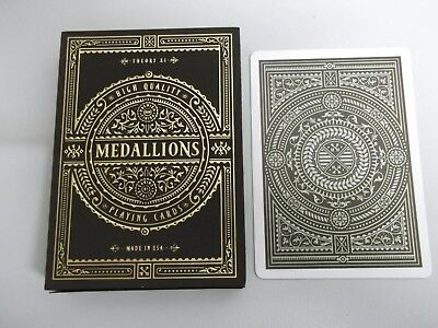"SUPERB PACK ""Bicycle Type - Medallions (SUPERB)"" Pack of Playing Cards"