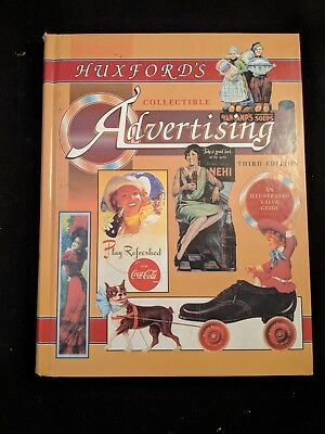 Huxford's Collectible Advertising 3rd edition