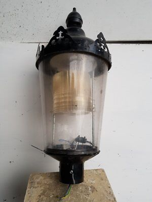 Vintage Industrial Street Lamps by Phosco