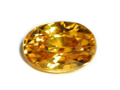 Zircon Natural Fanta Orange 2.10 Cts - Natural Loose Gemstone - 19124