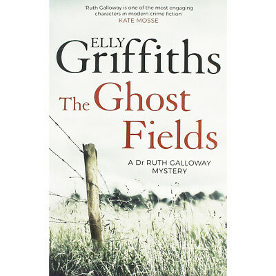 The Ghost Fields by Elly Griffiths (Paperback), Fiction Books, Brand New