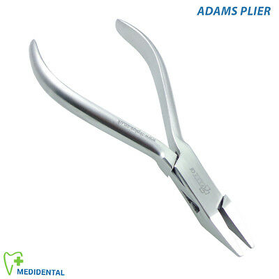 Dental Orthodontic Adams Utility Wire Bending Plier Ortho Surgical Instrument CE