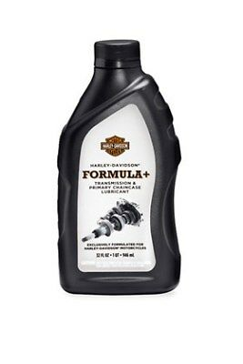 Harley Davidson Formula+ Transmission And Primary Chaincase Oil 62600019