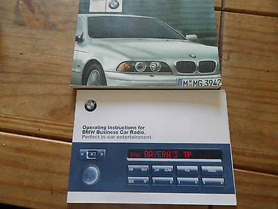 bmw 5 series touring g31 owners manual handbook pack 520d 525d 540d rh picclick co uk BMW 5 Series Touring Humster3D BMW 5 Series Touring Humster3D