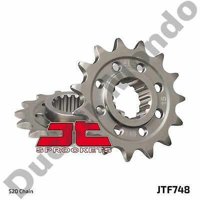 Front sprocket 14 tooth JT steel Ducati 899 959 Panigale & 520 conv 1199 1299 V4