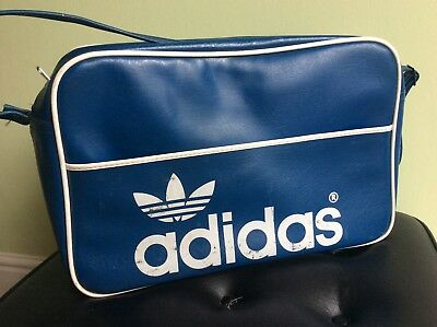 VINTAGE ADIDAS HOLDALL Bag 1980. Casuals Terraces - £7.90  874dde0139151