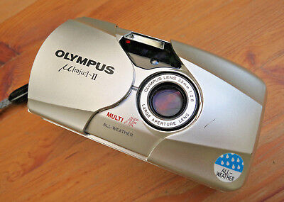 Olympus mju-II ( Stylus Epic ) 2.8/35mm Multi AF All-Weather