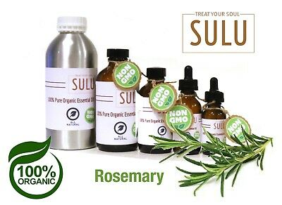100% Pure And All Natural Organic High Quality Rosemary Essential Oil