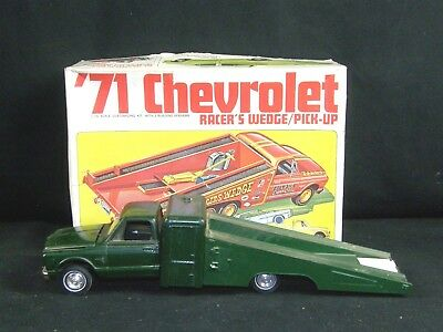1971 MPC Chevrolet Racers Wedge / Pickup Model Truck 1-7108