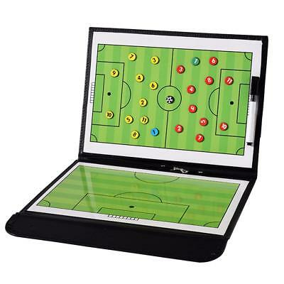 Magnetic Football Coaching Board Tactics With 24 Magnetic Chess Piece